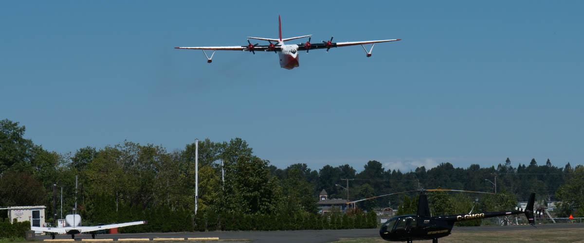 Courtenay Airpark Association - Home